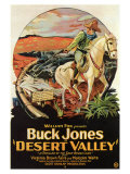 Desert Valley, 1927 Plakater