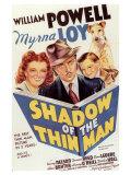 Shadow of the Thin Man, 1941 Giclee-tryk i høj kvalitet