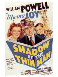 Shadow of the Thin Man, 1941 Art