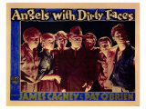 Angels With Dirty Faces, 1938 Giclee Print