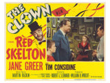 Clown, 1953 Posters