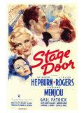 Stage Door, 1937 Poster