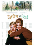 Barefoot in the Park, German Movie Poster, 1967 Posters