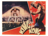 King Kong, 1933 Giclee Print
