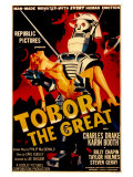 Tobor the Great, 1954 Prints