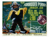 Forbidden Planet, 1956 Print