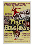 The Thief of Baghdad, 1924 Art