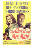 The Ghost and Mrs. Muir, 1947 Print