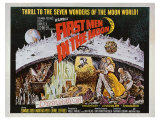 First Men in the Moon, 1964 Art