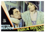Parlor, Bedroom and Bath, 1931 Posters