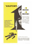 Anatomy of a Murder, 1959 Poster