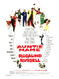 Auntie Mame, 1958 Plakater