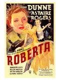 Roberta, 1935 Plakater