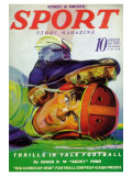 Sport Story Magazine Prints