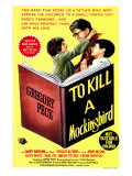 To Kill a Mockingbird Giclee-vedos