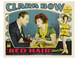 Red Hair, 1928 Reproduction procédé giclée