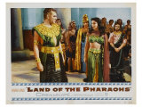 Land of the Pharaohs, 1955 Prints