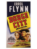 Dodge City, 1939 Posters