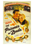 The Prisoner of Zenda, 1937 Posters