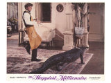 The Happiest Millionaire, 1968 Gicle-tryk