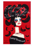 Sunset Boulevard Giclee Print