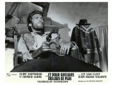 For a Few Dollars More, French Movie Poster, 1966 Reproduction procédé giclée