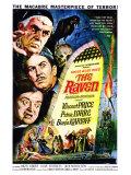 The Raven Digitálně vytištěná reprodukce