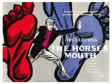 The Horses Mouth, UK Movie Poster, 1959 Reproduction proc&#233;d&#233; gicl&#233;e
