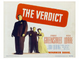 The Verdict, 1946 Giclee Print