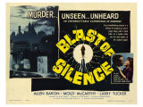 Blast of Silence, 1961 Posters