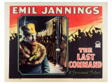 The Last Command, 1928 Giclee Print