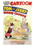 Tennis Chumps, 1949 ポスター