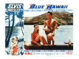 Blue Hawaii , 1961 Giclee Print