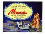 Miranda, 1948 Prints