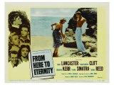From Here To Eternity, 1953 Digitálně vytištěná reprodukce