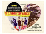 St. Valentines Day Massacre, 1967 Reproduction procédé giclée