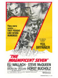 The Magnificent Seven, 1960 - Giclee Baskı