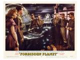 Forbidden Planet, 1956 Art