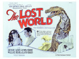 The Lost World, 1925 Giclee Print
