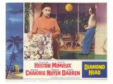Diamond Head, 1963 Giclée-tryk