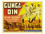 Gunga Din, 1939 Reproduction procédé giclée