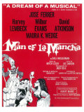 Man Of La Mancha Posters