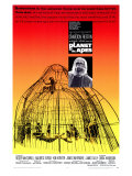 Planet of the Apes, 1968 Lmina gicle