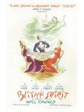 Blithe Spirit Print