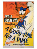 A Good Time for a Dime, 1941 Poster