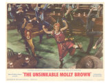 The Unsinkable Molly Brown, 1964 Giclee Print