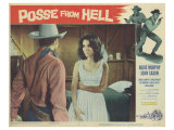 Posse From Hell, 1961 Reproduction procédé giclée