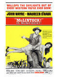 McLintock, 1963 Reproduction proc&#233;d&#233; gicl&#233;e