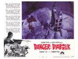 Danger: Diabolik, 1968 Giclée-tryk