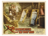 Frankenstein Meets the Wolf Man, 1942 Plakater
